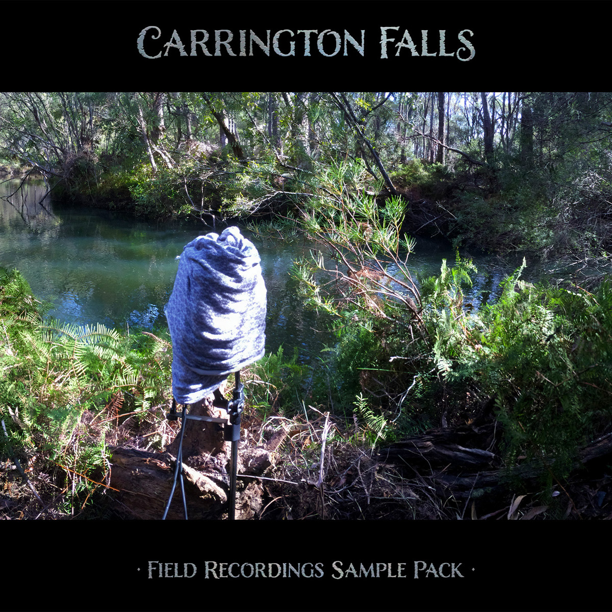 Carrington Falls Sample Pack – The Bishop of Balance